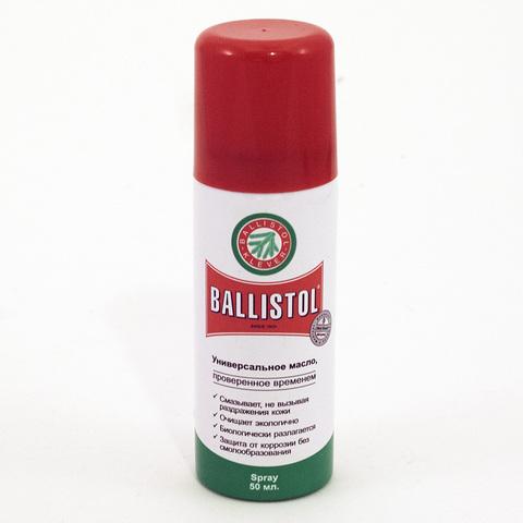 Масло оружейное Ballistol спрей 50 мл