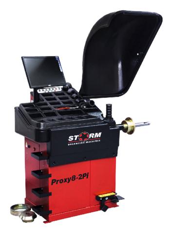 Балансировочный станок СТОРМ Proxy-8-2pi (220)