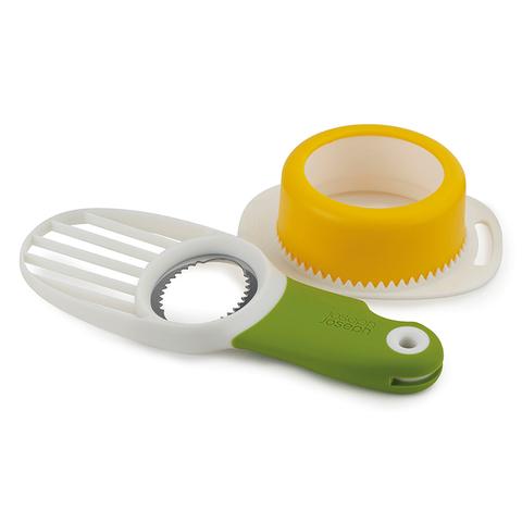 Набор для завтрака (форма для приготовления яиц пашот и нож для авокадо) Joseph Joseph 20114