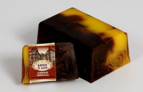 Косметическое мыло Горячий шоколад 100 гр. ТМ SAVON D LION