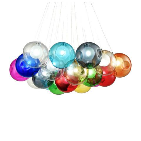 Подвесной светильник копия 28.19 by Bocci (разноцветный)