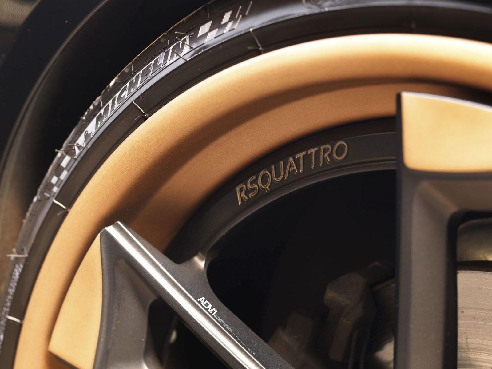AUDI A5 – ADVRSQ1 TRACK SPEC LS – MATTE BLACK