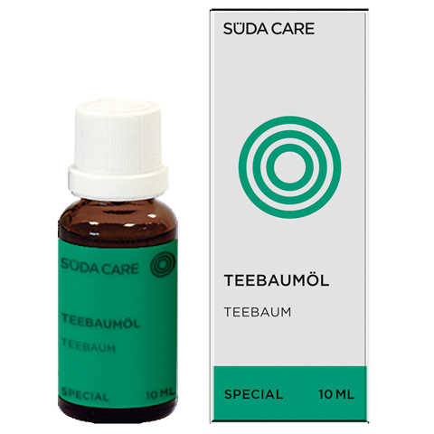 SUDA Противогрибковая серия: Масло чайного дерева (100% reines Teebaumöl), 10мл