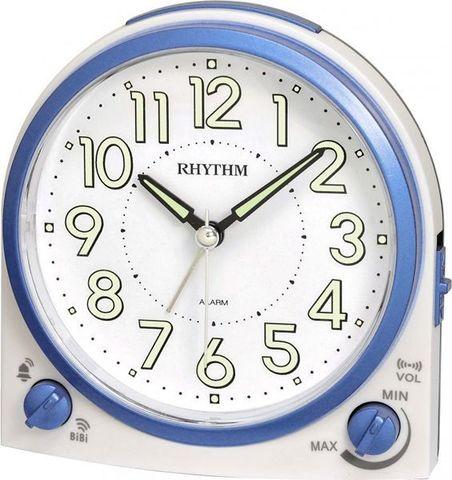 Настольные часы-будильник Rhythm CRF805BR04