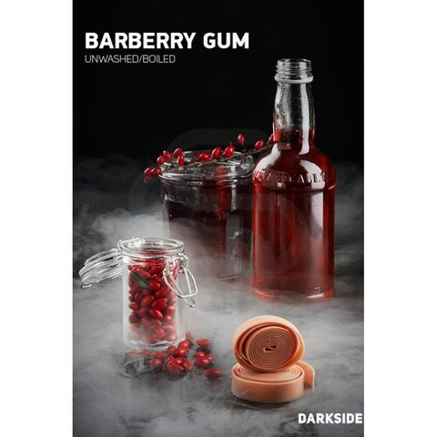 Табак для кальяна Dark Side Core 100 гр Barberry gum