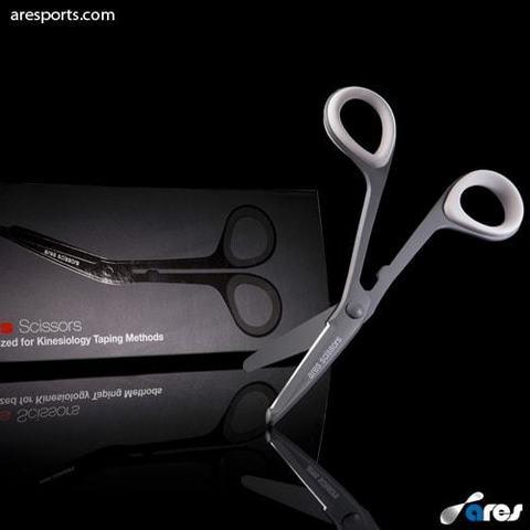 Ножницы для кинезио тейпа Ares