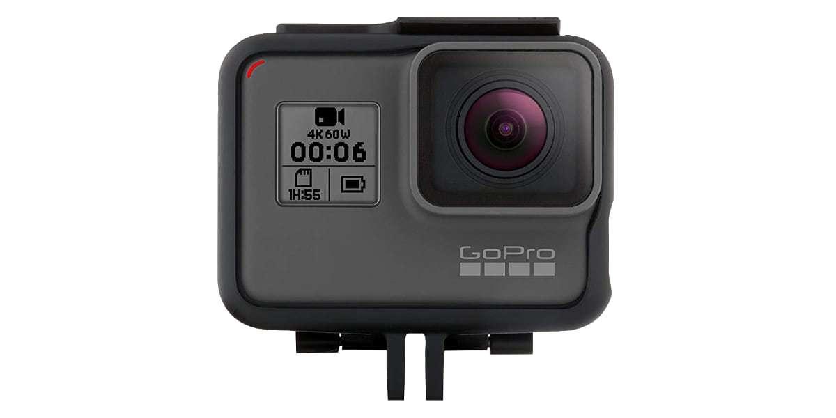 Крепление-рамка GoPro The Frame (без упаковки)