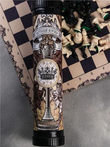 Grood's Goods: Шахматы в тубусе Настоящий мужчина. Всегда первый. Всегда лучший