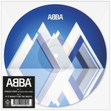 ABBA / Voulez-Vous (Extended Dance Remix)(Picture Disc)(7' Vinyl Single)