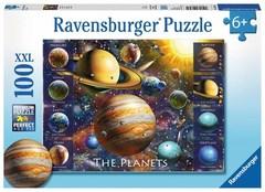 Puzzle The Planets               100pcs