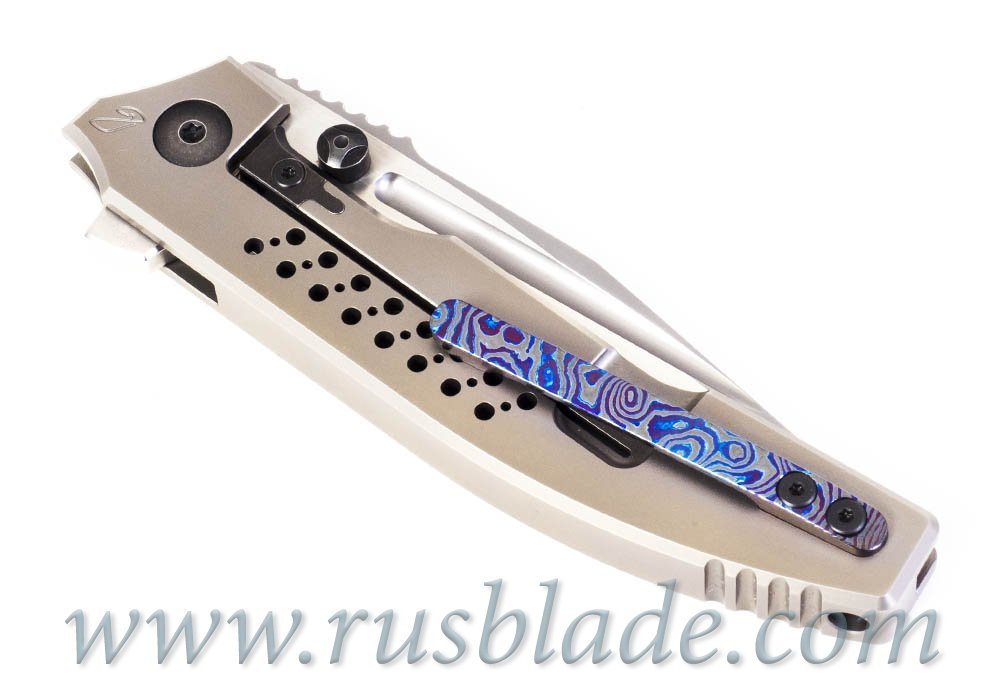 CKF/Rassenti SNAFU 3.0 B collab knife - фотография