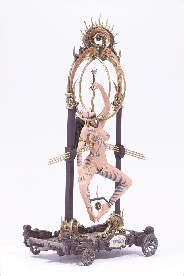 Парад Монстров Клайв Баркер фигурка Мери Слайтер — Clive Barker's Infernal Parade Mary Slaughter