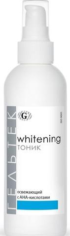 *Тоник освежающий с AHA-кислотами (ГЕЛЬТЕК/Whitening/200г/502614)