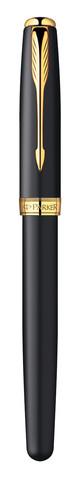 *Перьевая ручка Parker Sonnet F530, цвет: Black123