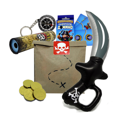 PartyBag  Пираты