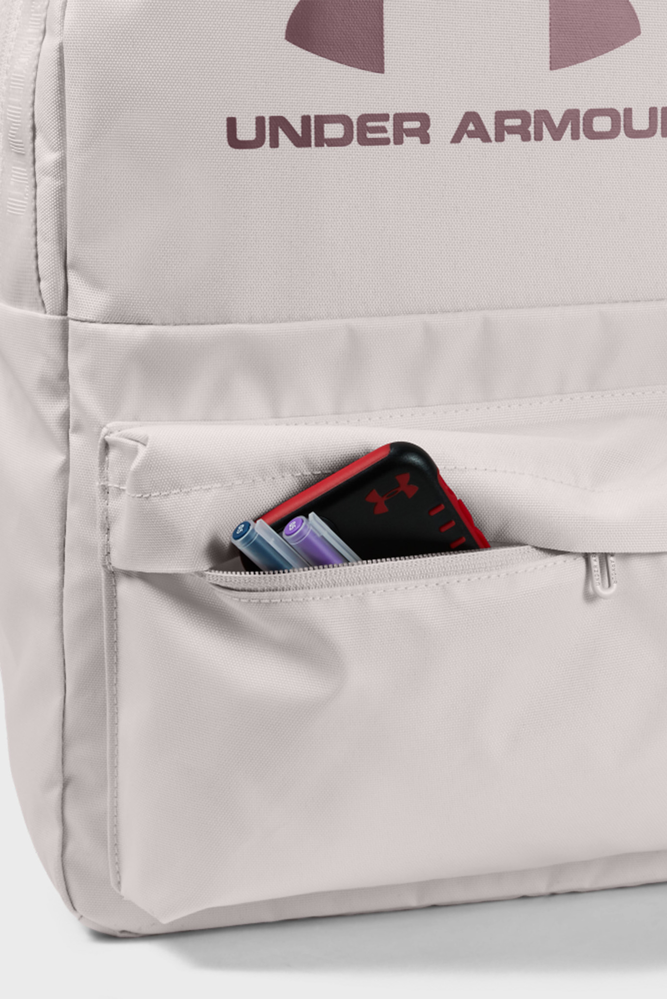 Розовый рюкзак UA Loudon Backpack-PNK Under Armour