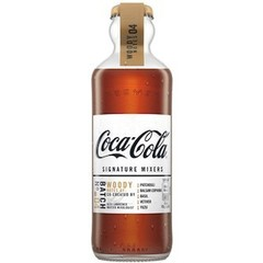 Coca-Cola Signature Mixers Woody Notes 04 0,2 л