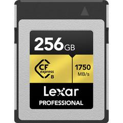 Карта памяти Lexar Cfexpress B 256GB 1750/1000 MB/s