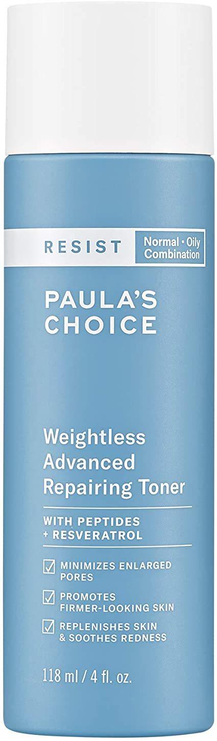 Paula's Choice RESIST Weightless Advanced Repairing Toner антивозрастной тонер 118мл