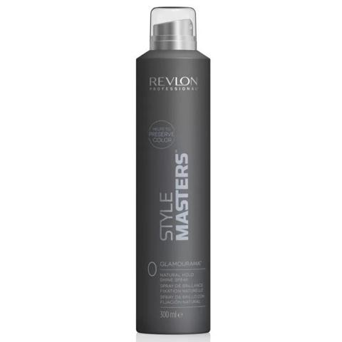 REVLON Style Masters: Ультралегкий спрей с блеском (Glamourama Shine Spray), 300мл