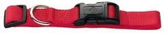 Ошейник для собак, Hunter Smart Ecco, L (41-65 см) нейлон красный