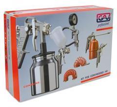 Набор окрасочного оборудования GAV Kit Italia (байонет)
