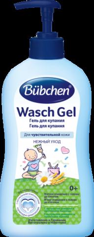 Гель для купания младенцев Bübchen