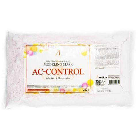 Anskin AC Control Modeling Mask маска альгинатная для проблемной кожи против акне (пакет)