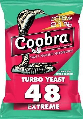 Дрожжи спиртовые Coobra Turbo 48 Extreme