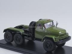 ZIL-131NV tractor unit khaki 1:43 Start Scale Models (SSM)