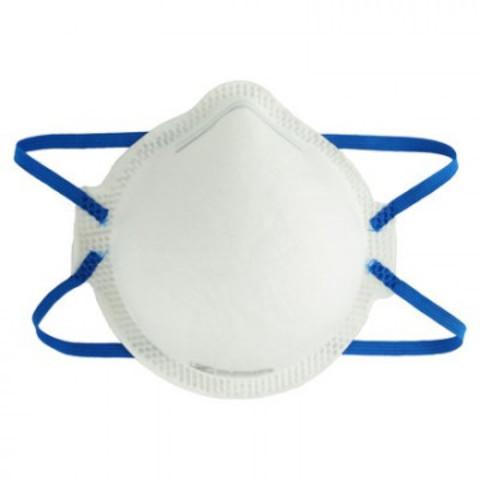 Респиратор БРИЗ-КАМА Бриз-1104-1 противоаэрозольный без клапана FFP2 (5 штук в упаковке)