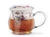 9271 FISSMAN Casablanca Кружка для чая с фильтром и крышкой 500 мл,