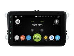 Штатная магнитола на Android 8.0 для Volkswagen Touran 03-10 Roximo CarDroid RD-3706