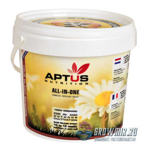 Aptus All-in-One Pellets 1 л