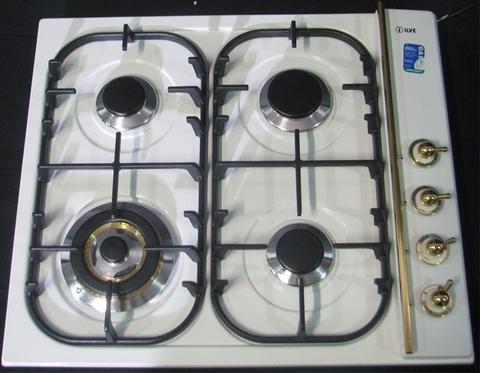 Газовая варочная панель ILVE H360CN/AX