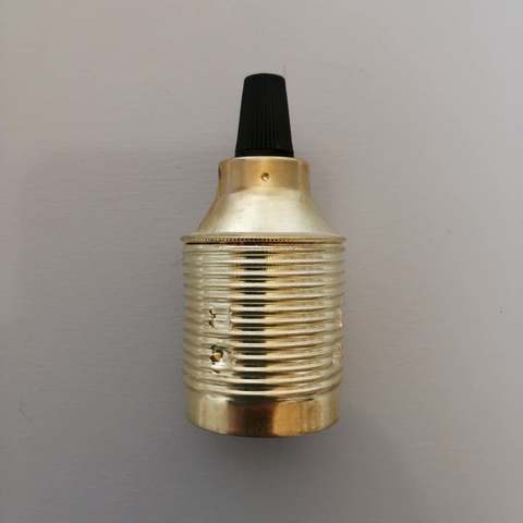 Алюминиевый ретро патрон VS-22 (Золото)
