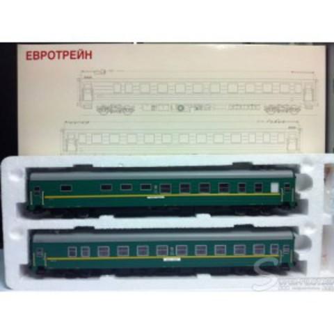 Eurotrain 0220 Набор пассажирских вагонов ЦМВ СССР, НО