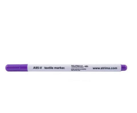 Фломастер исчезающий фиолетовый A95-V | Soliy.com.ua
