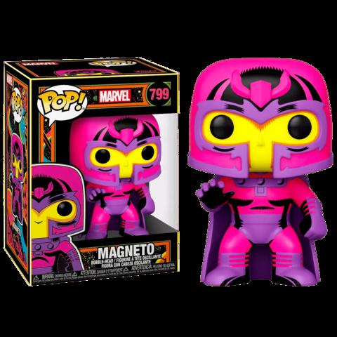 Magneto Marvel: Black Light Special Edition Funko Pop!    Магнето