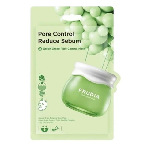 Тканевая маска для лица Frudiaс зеленым виноградом 20 мл