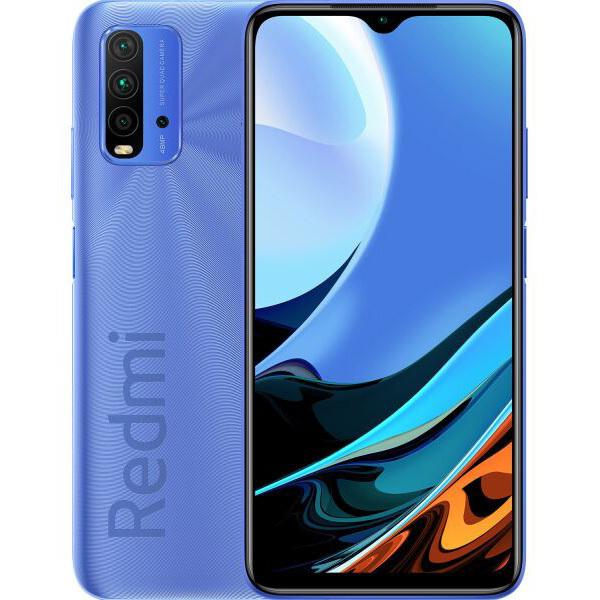 Redmi 9T Xiaomi Redmi 9T 4/128GB Twillight Blue (Синий) blue1.jpg