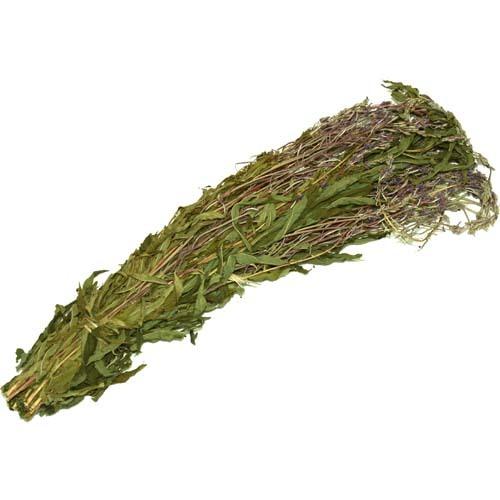 Сбор трав Иван-чай