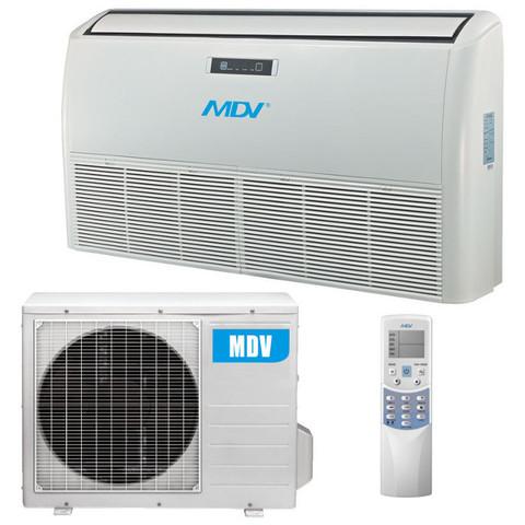 Напольно-потолочный MDV MDUE-60HRN1 / MDOU-60HN1-L