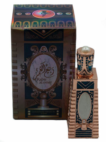 Пробник для Rabie al Omer Раби аль Омер 1 мл арабские масляные духи от Халис Khalis Perfumes