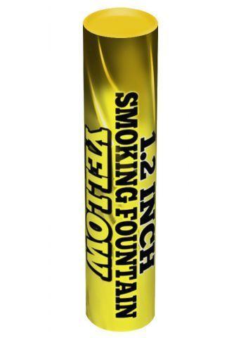 Дым желтый 60 сек. h -170 мм.