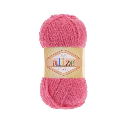 Пряжа Alize Softy цвет 033