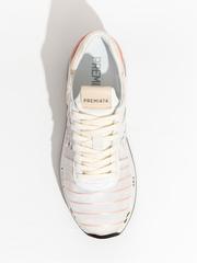 Текстильные кроссовки Premiata Beth 4626 на шнуровке