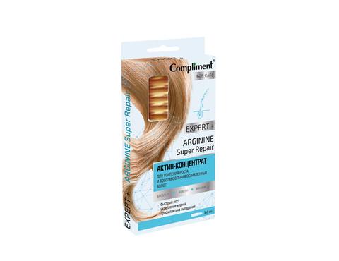 Compliment Expert+ АКТИВ-КОНЦЕНТРАТ Для усиления роста и восстановления ослабленных волос