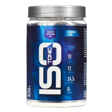 R-LINE ISOtonic 450 г
