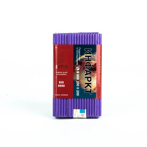 Табак Satyr Red Hood (Клубника сливки) 100 г
